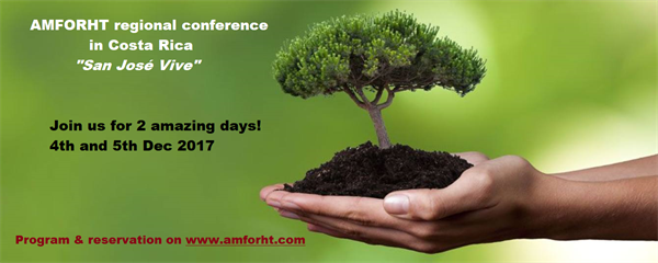 AMFORHT regional conference - Costa Rica