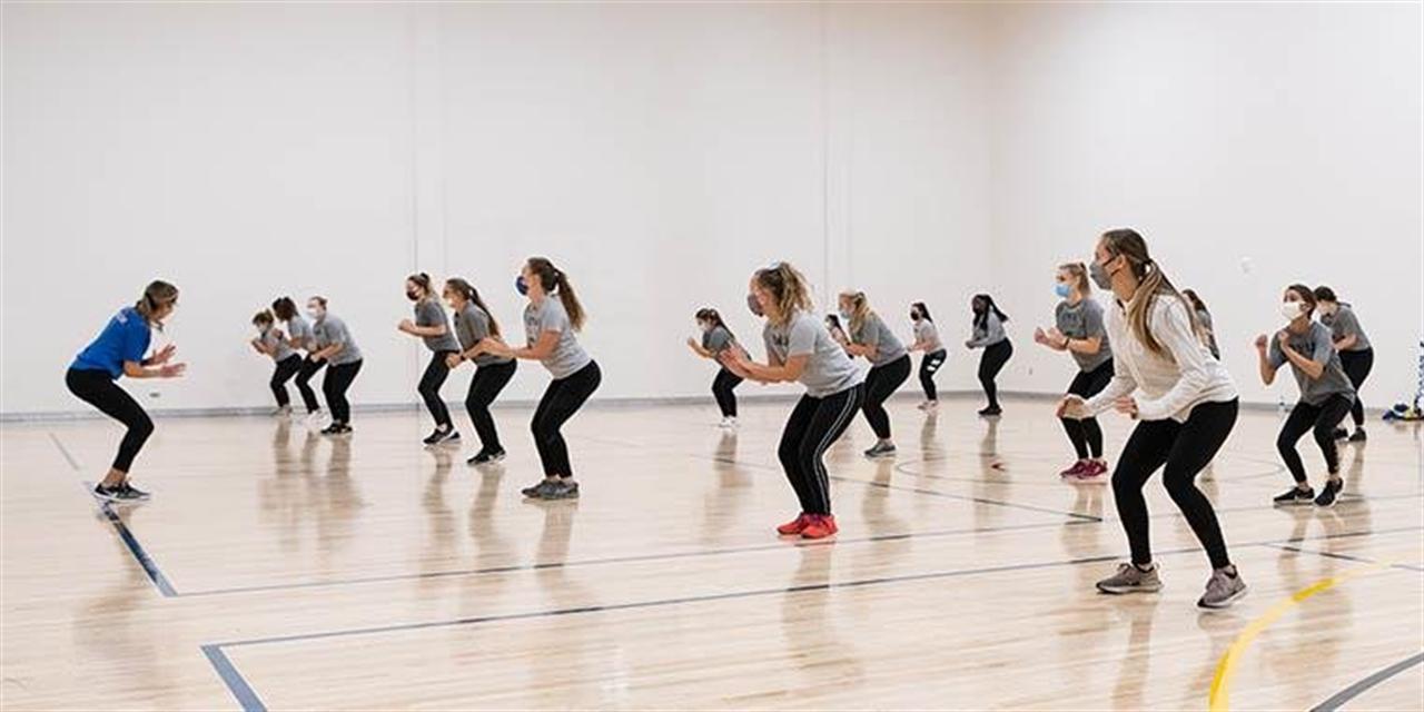 Fitness Class: Zumba Event Logo