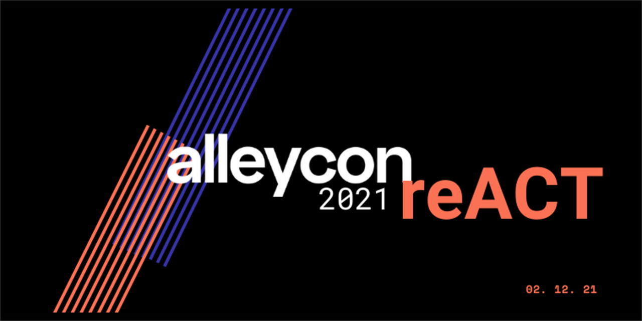 alleycon 2021 Event Logo