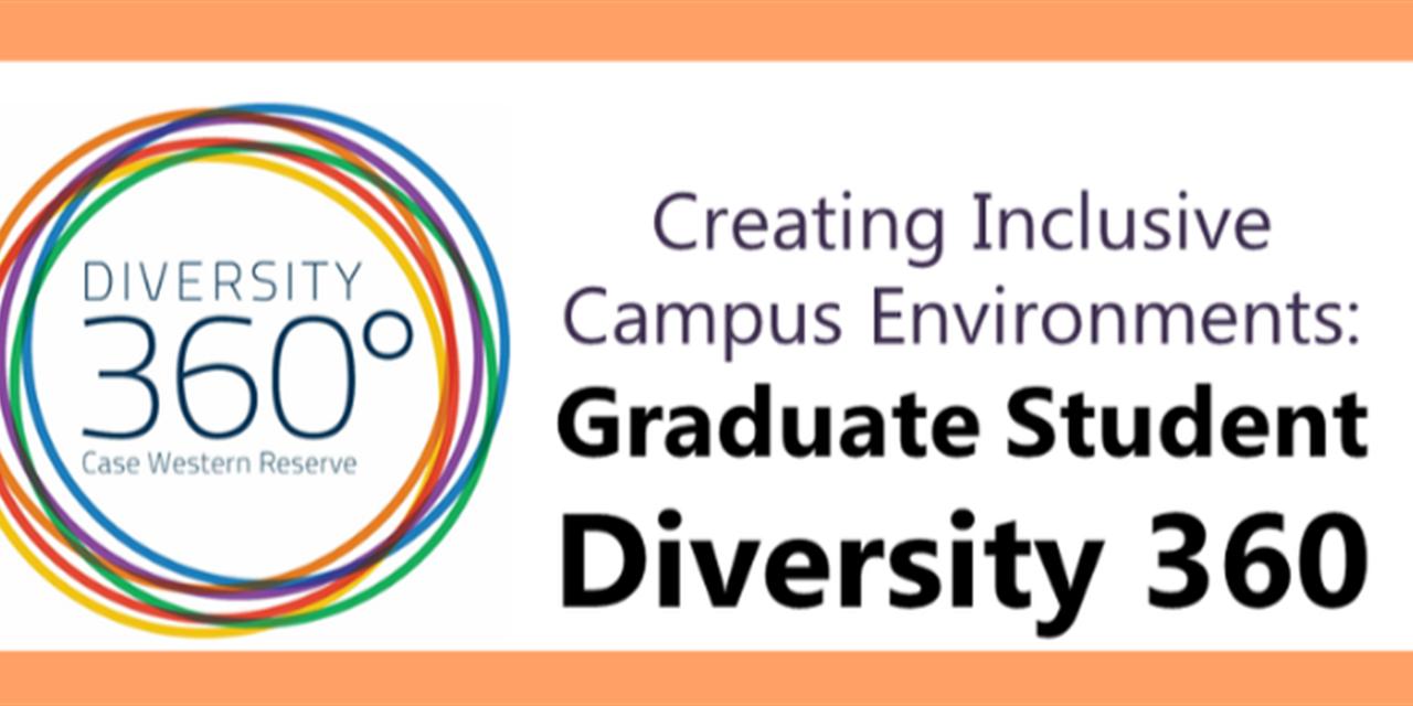 Diversity 360 for Graduate Students (s5) Event Logo