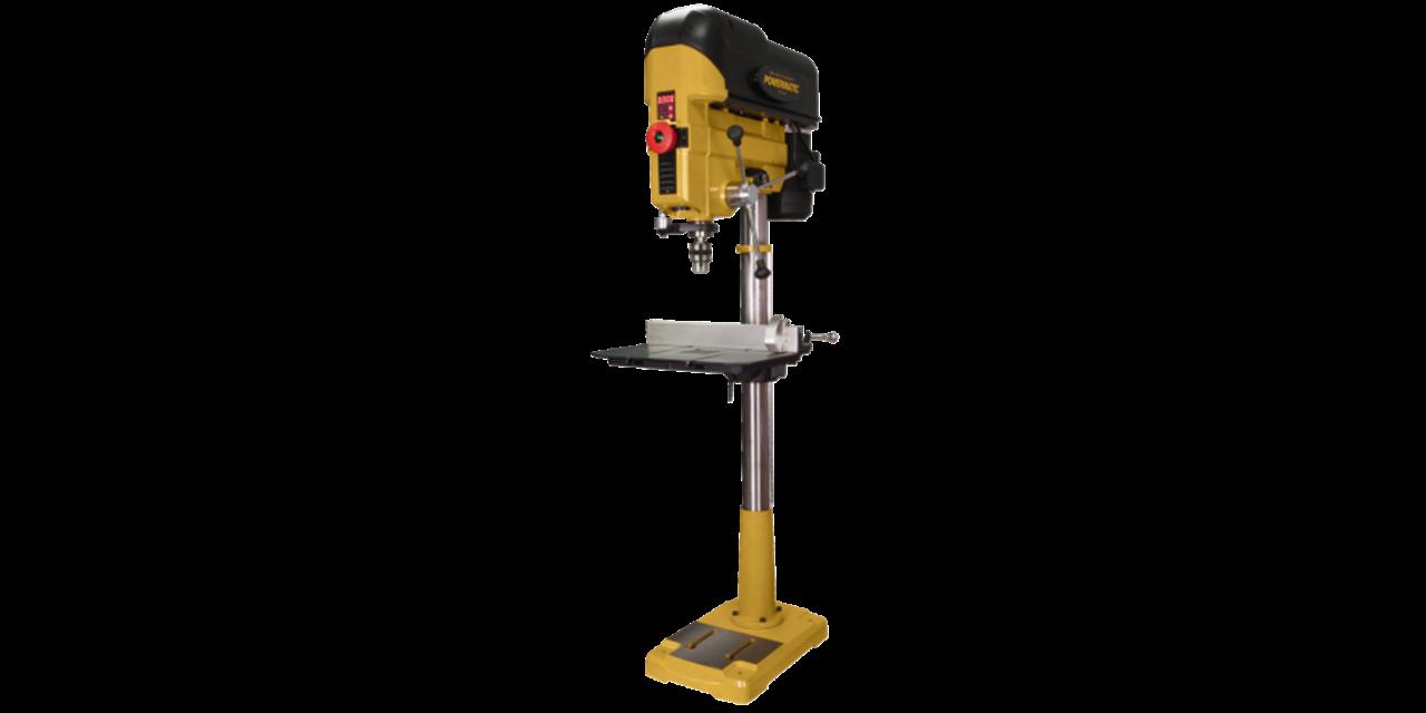 think[box] Fabrication Training - Drill Press Event Logo
