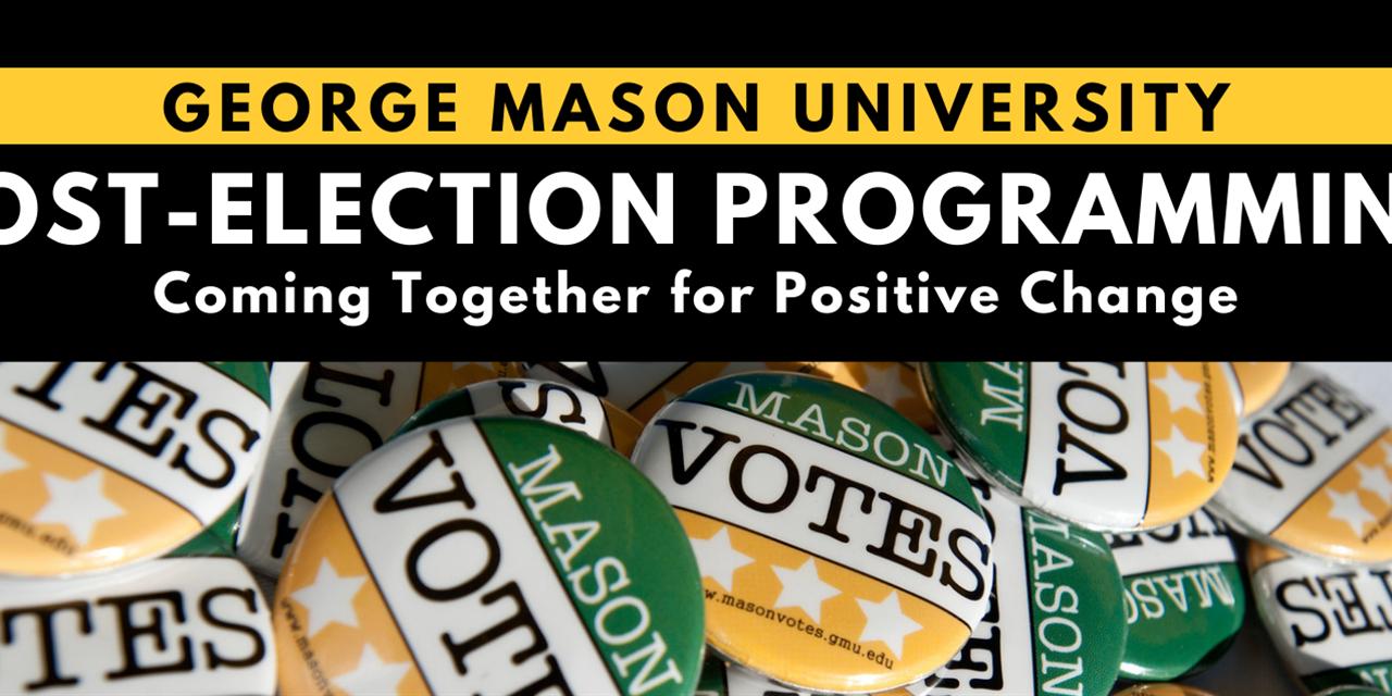 Post Election Conversation Event Logo