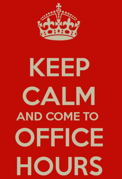 WMC Office Hours