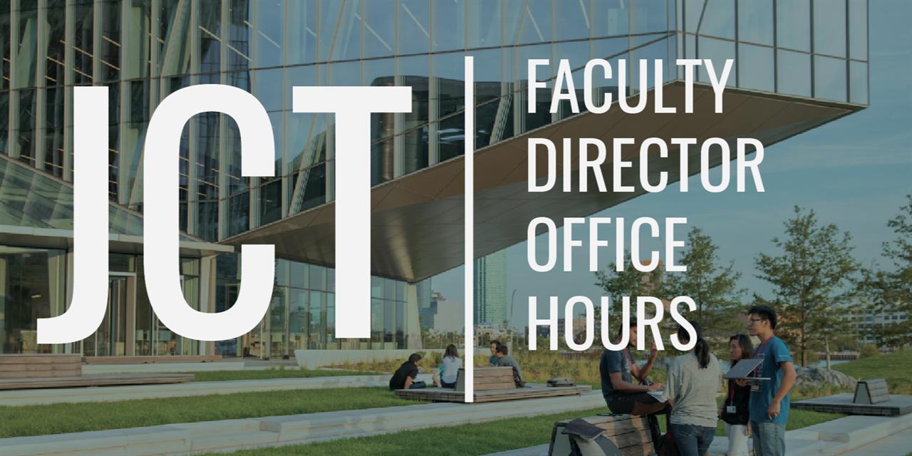 Mukti Khaire Office Hours Event Logo