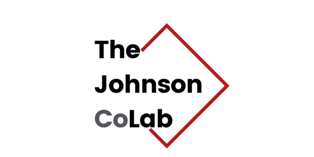 The Johnson Co-Lab Event Logo
