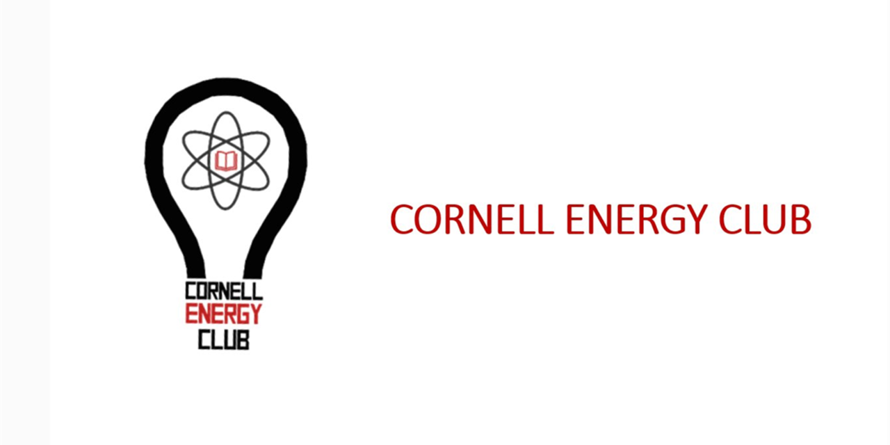 Energy Club, Meeting #2 Event Logo