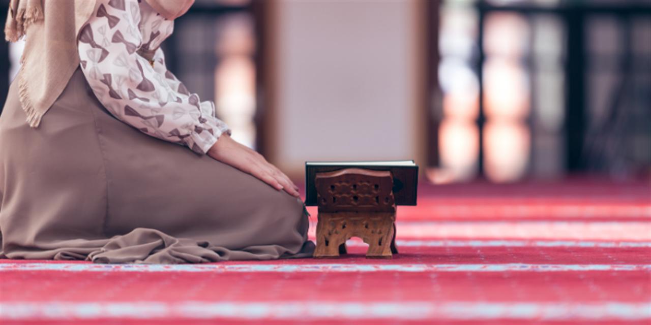 Jumma Prayer and Muslim Community Hours Event Logo