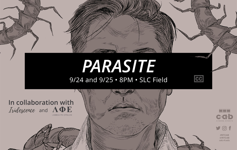 CAB Cinema Presents: Parasite