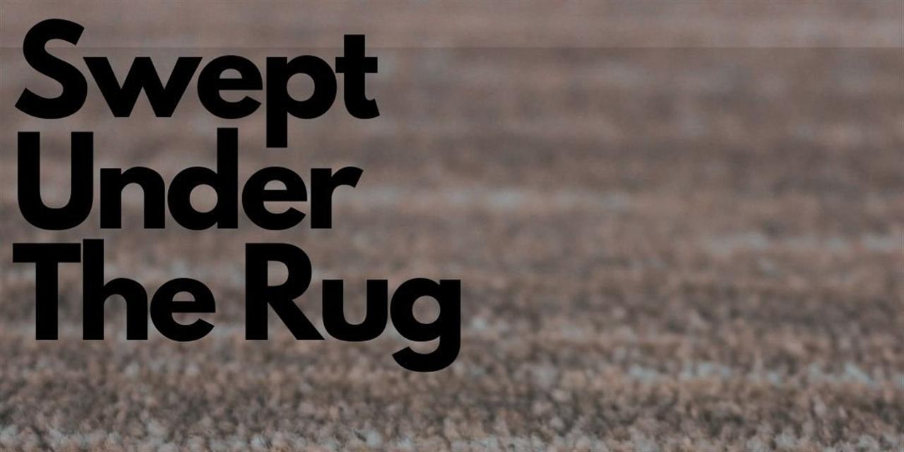 Swept Under the Rug Event Logo