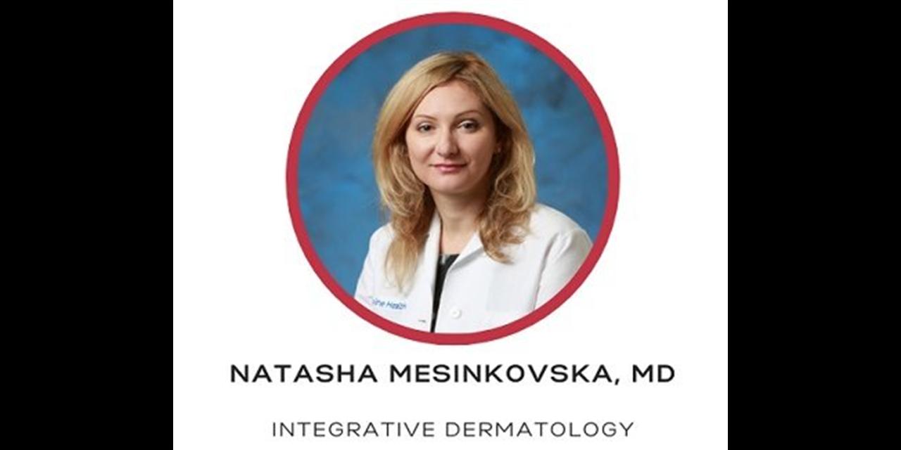 Integrative Insider LIVE! The Skin We Live In with Natasha Mesinkovka, MD Event Logo