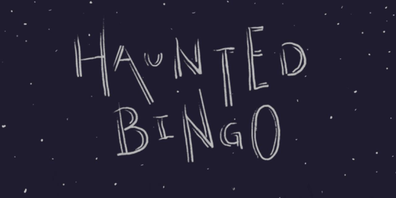 Haunted Bingo Event Logo