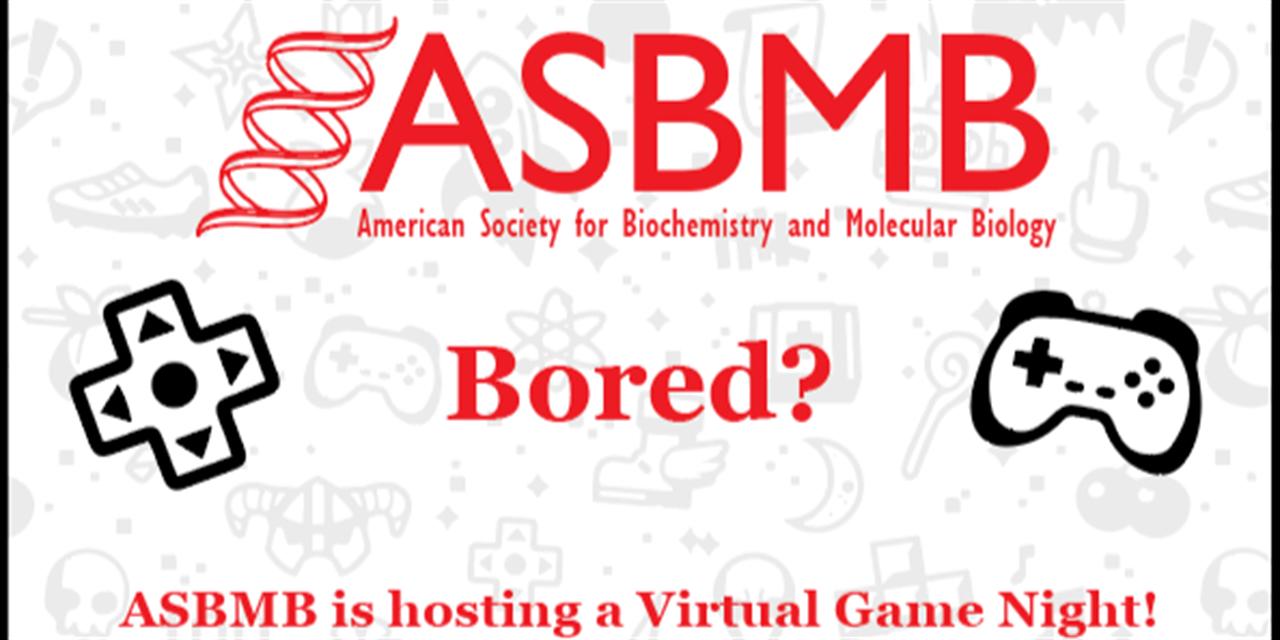 Game Night (Virtual) Event Logo