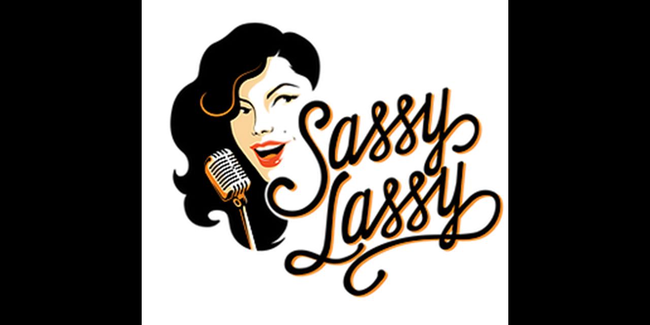 Sassy Lassy USO Game Show Event Logo