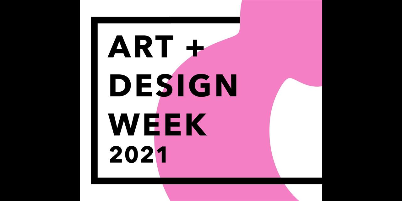 School of Art & Design Speaker Series: Bob De Schutter Event Logo