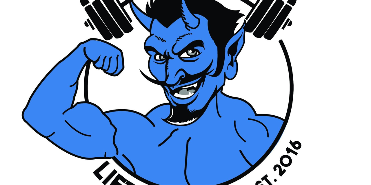 Blue Devil Lifting | Virtual Meeting Event Logo
