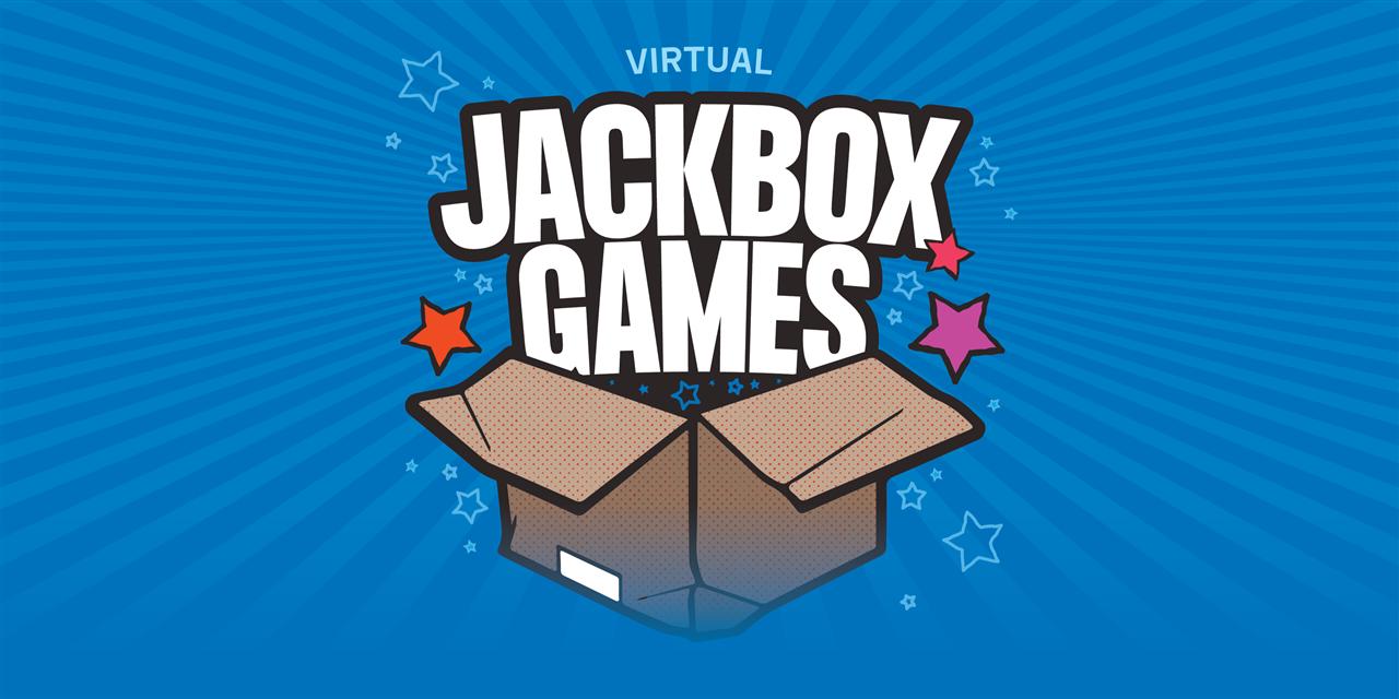 Jackbox Games | Virtual Event Logo