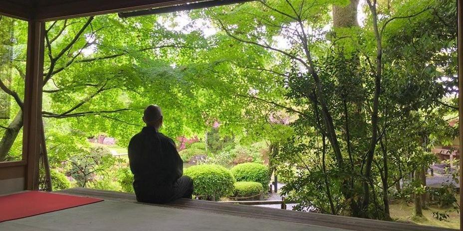 Zen (Buddhism meditation experience) with Daiko Matsuyama