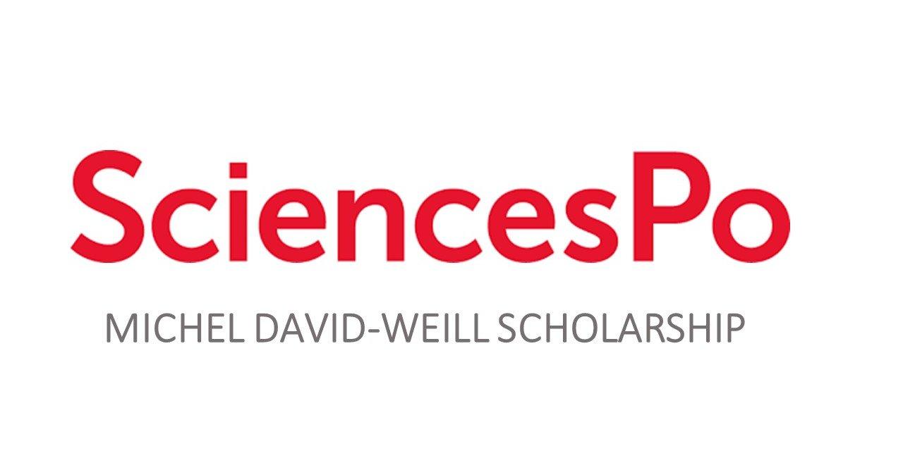 Michel David-Weill Scholarships at Sciences Po Campus Deadline Event Logo