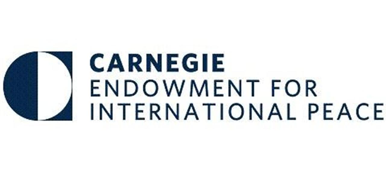 James C. Gaither Junior Fellows Program at the Carnegie Endowment for International Peace Campus Deadline Event Logo
