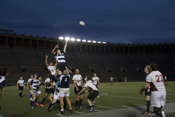 Yale at Harvard (Under the Lights), September 2013