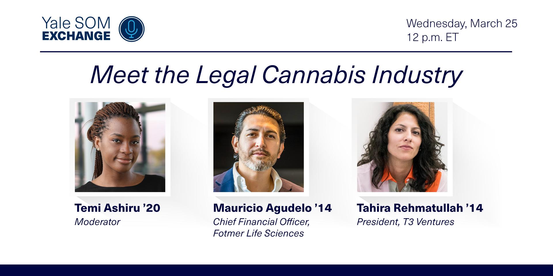 [WEBINAR] Meet the Legal Cannabis Industry