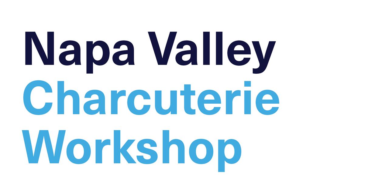[VIRTUAL] Napa Valley Charcuterie Workshop Event Logo